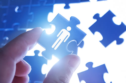 We work with our Clients to help them piece together their own talent management puzzle.